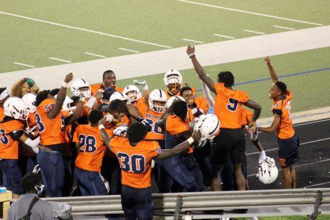 Varsity Football vs Hightower 8-27-21
